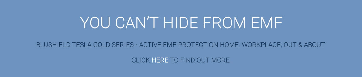 Get Blushield for EMF Protection Against Radiation